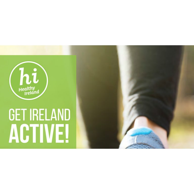 Sport Ireland: Get Ireland Running, Swimming and Cycling Projects